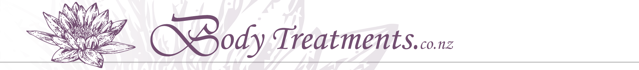 Body Treatments, in Bethlehem, Tauranga, New Zealand.